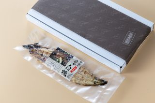 Charcoal-grilled Eel