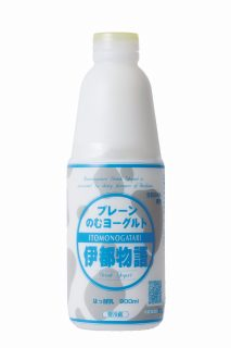 Drinkable yogurt ITO MONOGATARI Plain