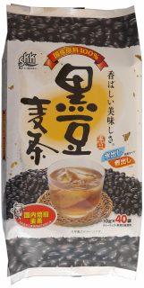国産黒豆入り麦茶 40P