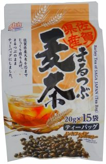 佐賀県産まるつぶ麦茶TB 15P