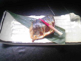 サワラ西京焼き